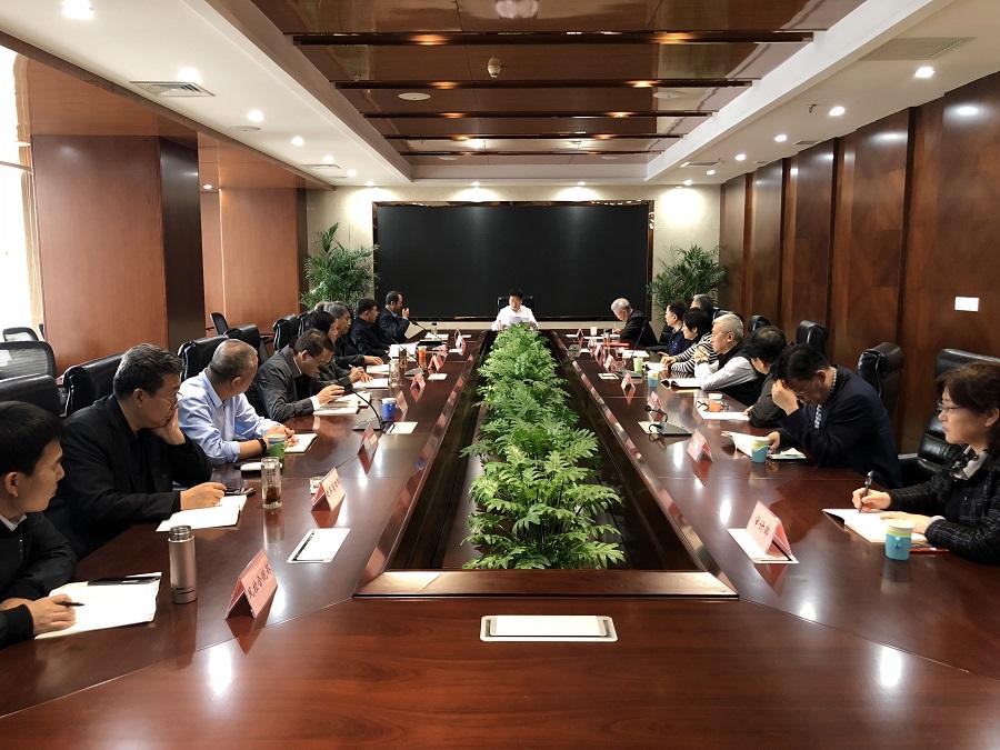 山西金控集团党委中心组(扩大)集中学习《中国共产党宣传工作条例》