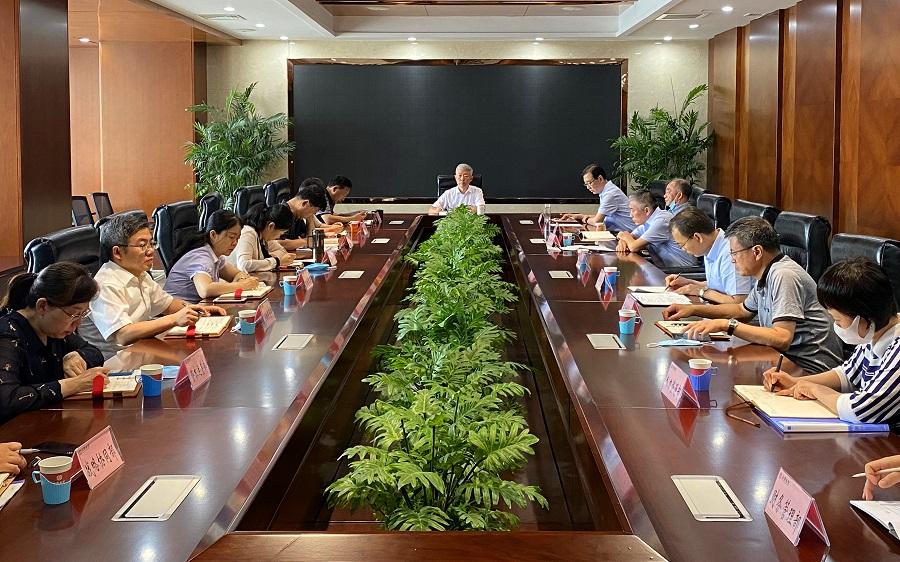 山西金控集团党委围绕习近平总书记视察山西重要讲话重要指示开展专题学习研讨