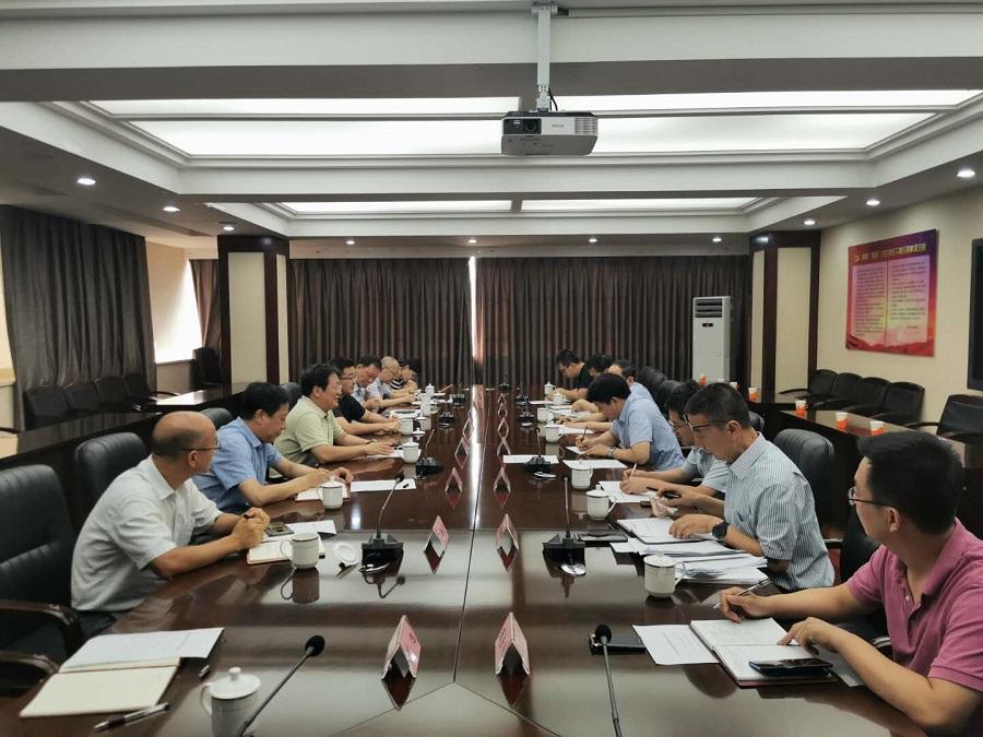 山西金控集团党委书记、董事长张炯玮赴省农业农村厅进行工作会谈