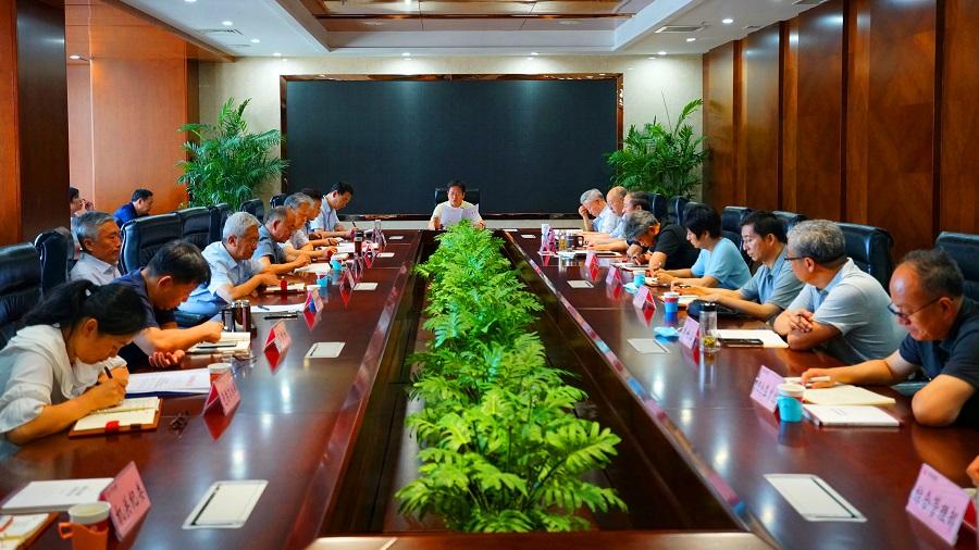 山西金控集团召开2020年第十九次党委理论学习中心组(扩大)学习会议