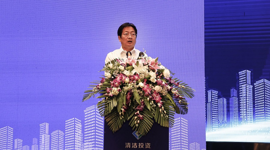 """山西金控集团党委书记、董事长张炯玮出席""""LP与GP的对话""""主题论坛"""