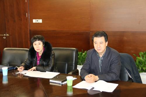 山西省财政厅对山西金控集团旗下农业担保公司增资事项进行调研