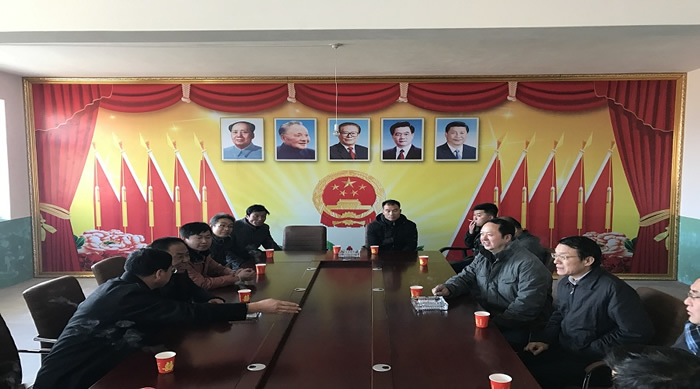 山西金控集团帮扶工作简报